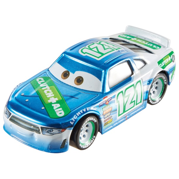 Cars 3 Character Car Diecast Metallic Dino Draftsky