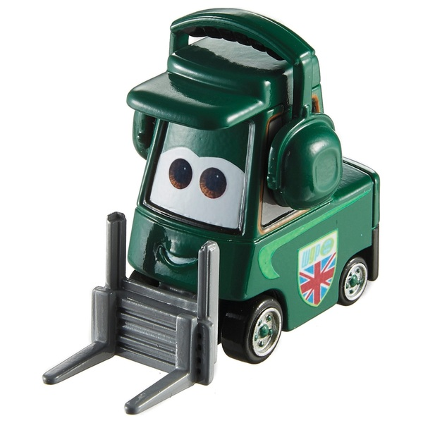 Disney Pixar Cars 3 1:55 Nick Pit-Tire Diecast