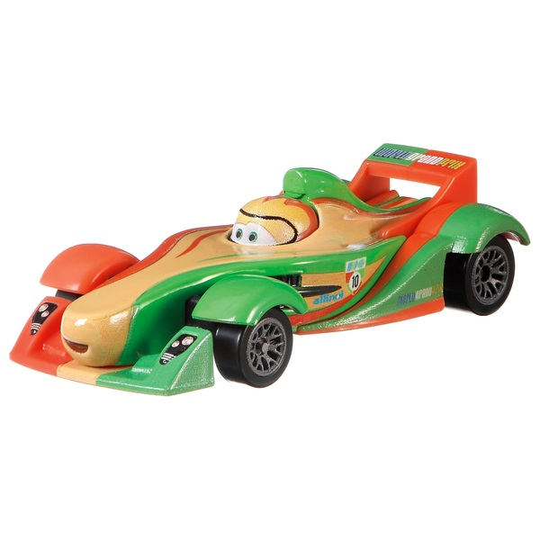 Disney Pixar Cars 3 1:55 Rip Clutchgoneski Diecast