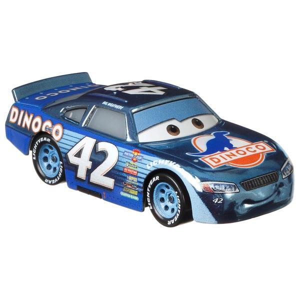 Disney Pixar Cars Metallic Cal Weathers Diecast