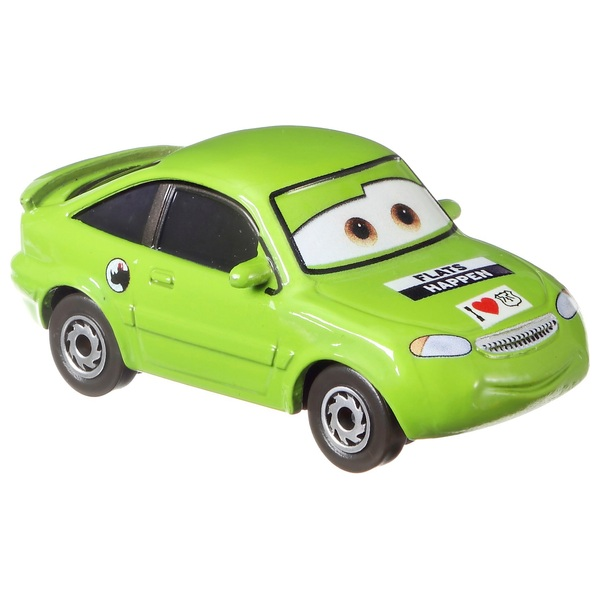 Disney Pixar Cars 3 1:55 Nick Stickers Diecast