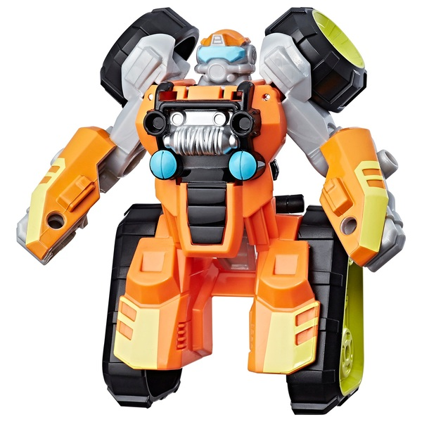 Brushfire -Playskool Heroes Transformers Rescue Bots