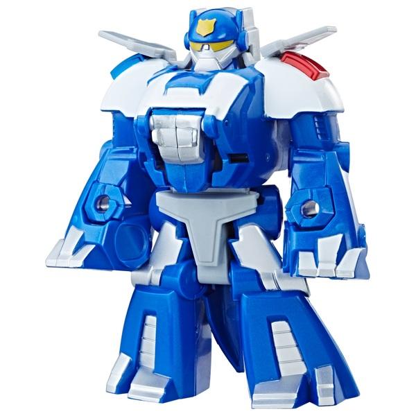 Transformers Rescue Bots Rescan Tango Chase