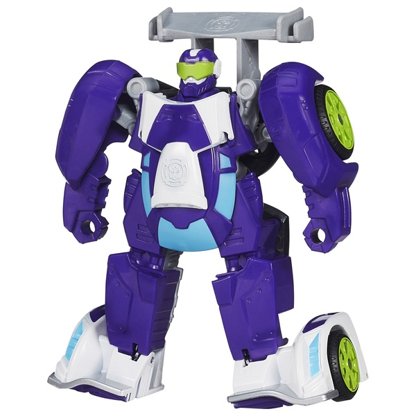 Playskool Heroes Transformers Rescue Bots Blurr