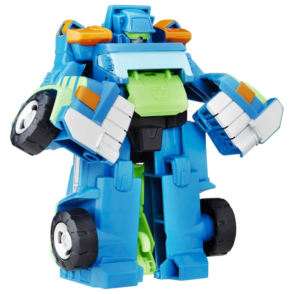 Hoist the Tow-Bot - Playskool Heroes Transformers Rescue Bots