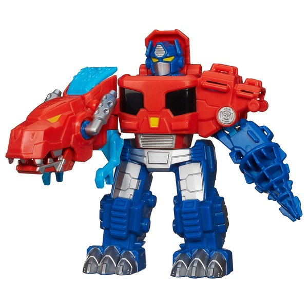 Optimus Prime - Playskool Heroes Transformers Rescue Bots