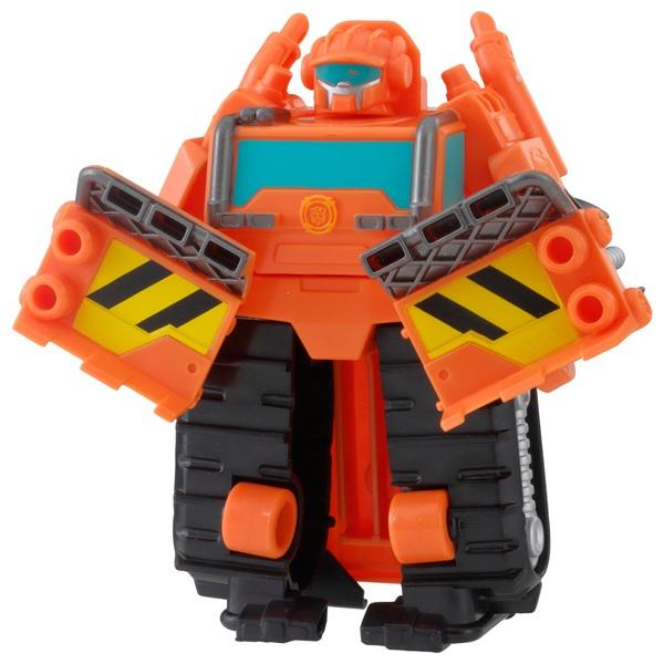 Transformers Robot Wedge Plow Rescan