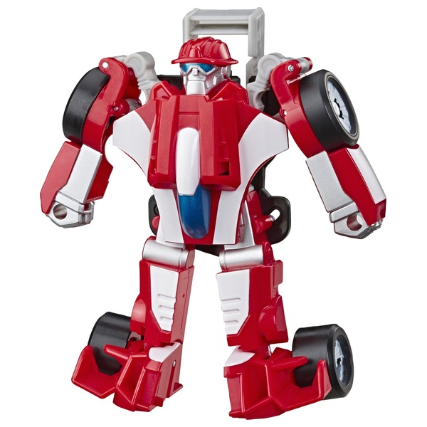 Heatwave the Fire-Bot - Transformers Academy Playskool Heroes Rescue Bot