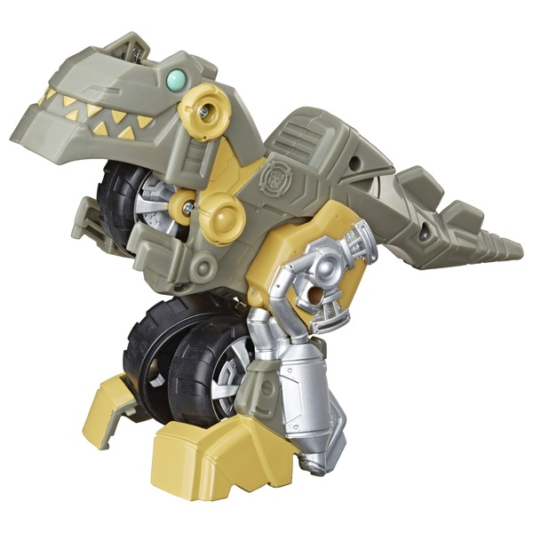 Grimlock Transformers Academy Playskool Heroes Rescue Bots