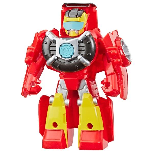 Hot Shot - Transformers Academy Playskool Heroes Rescue Bots