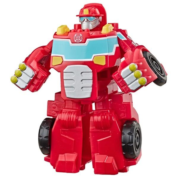 Heatwave The Fire Bot - Transformers Academy Playskool Heroes Rescue Bots