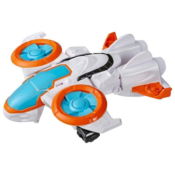 Blade Jet  - Transformers Academy Playskool Heroes Rescue Bots
