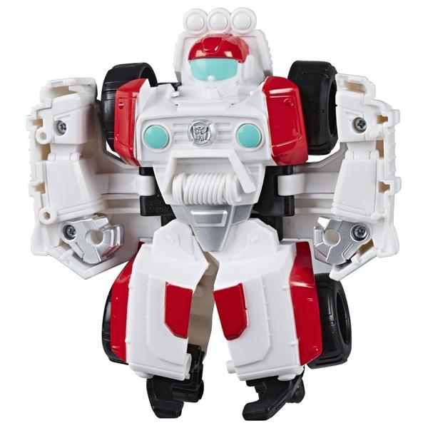 Medix the Doctor Bot - Transformers Academy Playskool Heroes Rescue Bots