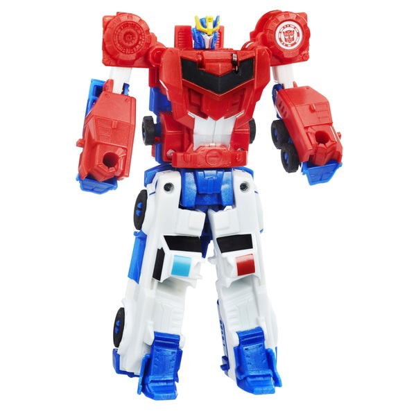 Primestrong - Transformers: Robots in Disguise Combiner Force Crash Combiner