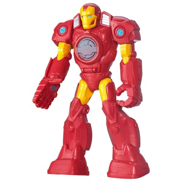 Playskool Heroes Marvel Super Hero Adventures Mech Armour Iron Man