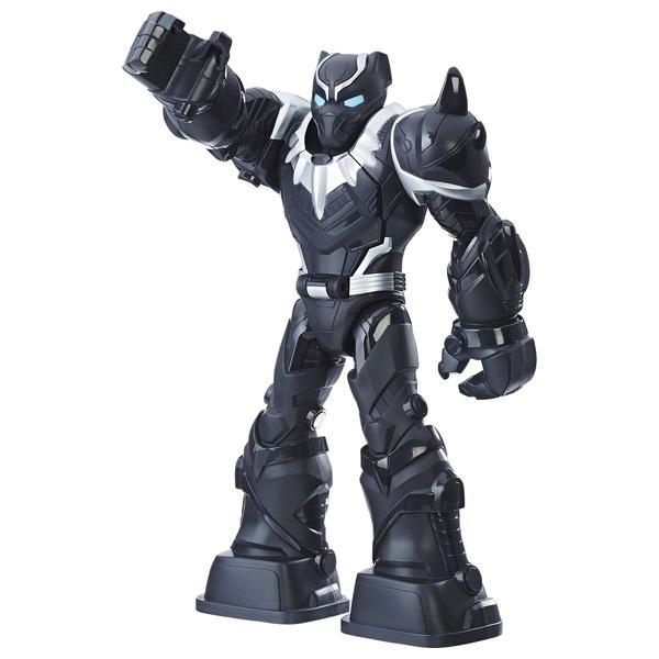 Black Panther Playskool Heroes Marvel Super Hero Adventures Mech Armour Black Panther