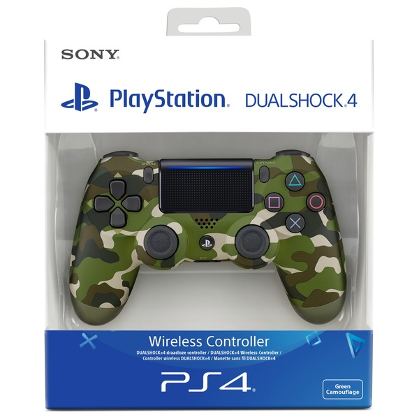 Image result for DUALSHOCK 4 Wireless controller Army green