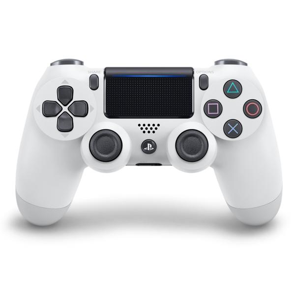 PlayStation Dualshock 4 Controller - Glacier White