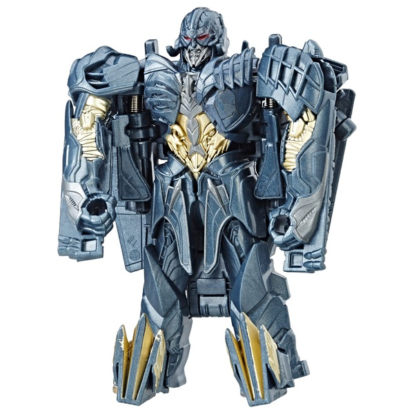 transformers the last knight 1 step turbo changer megatron transformers uk. Black Bedroom Furniture Sets. Home Design Ideas