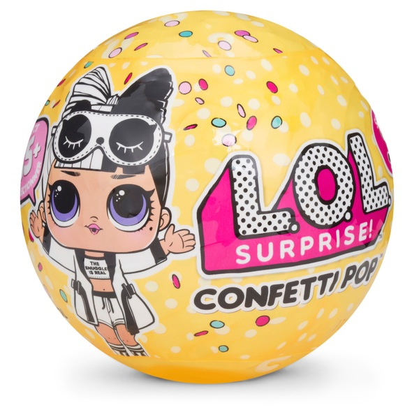 L O L Surprise Doll Assorted Series 3 Confetti Pop Lol