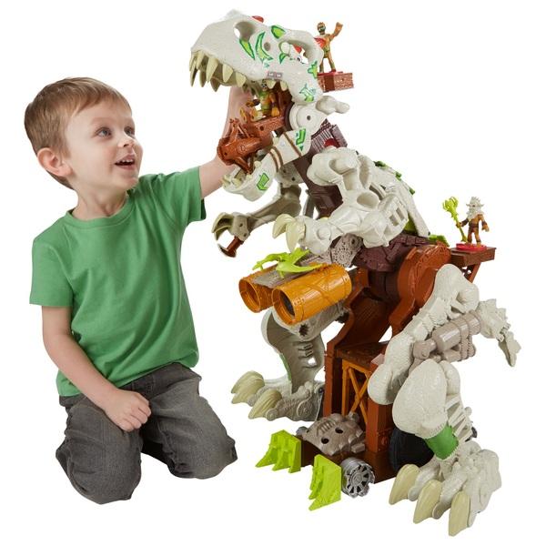 Imaginext Ultra T-Rex Dinosaur
