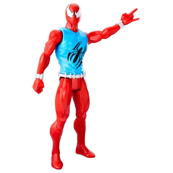 Marvel Spider-Man Titan Hero: Scarlet Spider 30cm Figure