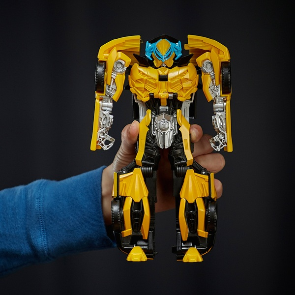 Bumblebee - Transformers: The Last Knight Armor 2-step Turbo Changer