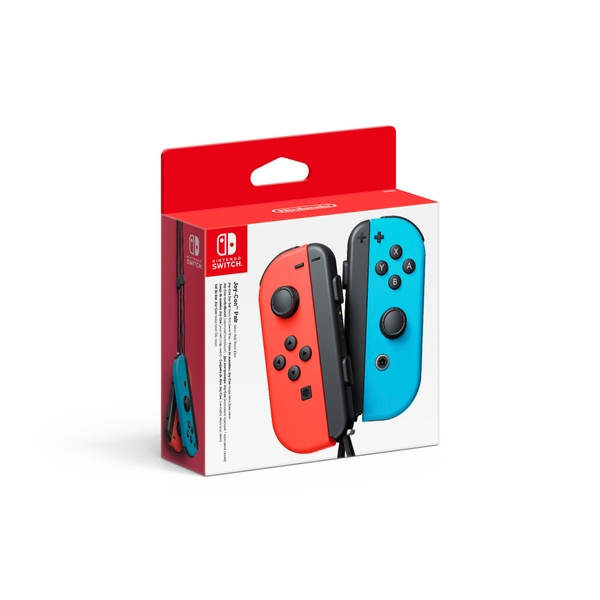 Nintendo Switch Joy-Con Controller Pair - Neon