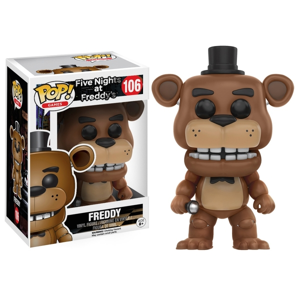 POP! Vinyl: Five Nights at Freddy's Freddy
