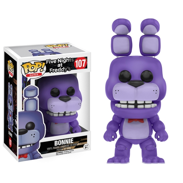 POP! Vinyl: Five Nights at Freddy's Bonnie
