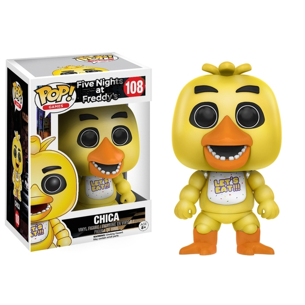 POP! Vinyl: Five Nights at Freddy's Chica