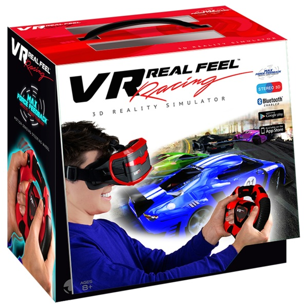 VR Real Feel Racing - Virtual Reality Devices UK