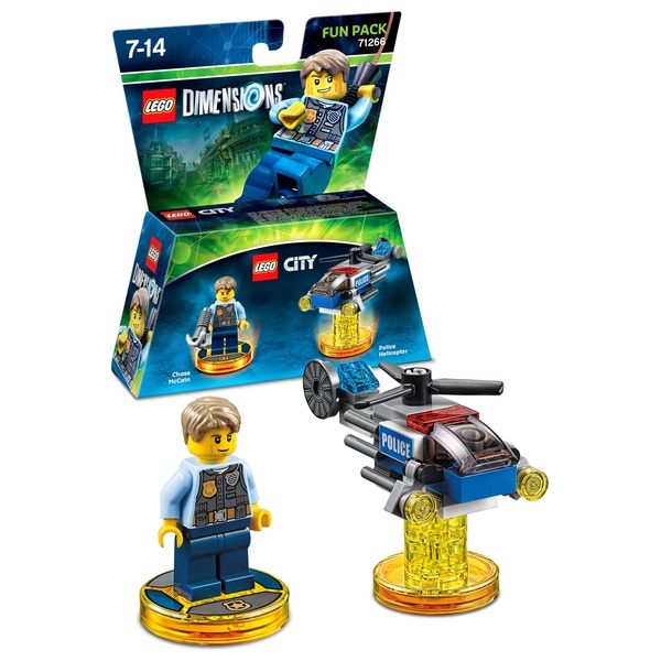 LEGO Dimensions Fun Pack: LEGO City Undercover