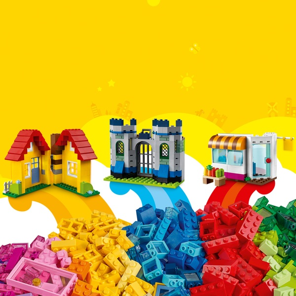 LEGO Classic Creative Builder Box 10703 - LEGO Classic Ireland