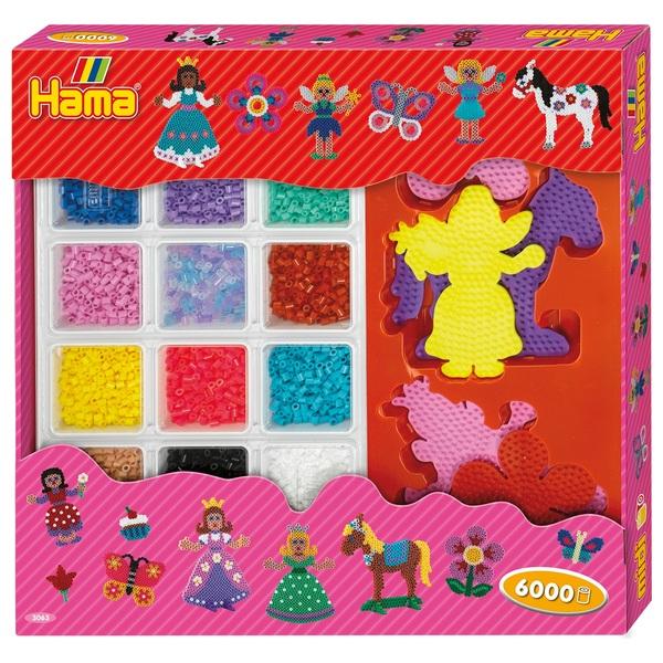 Hama Beads Giant Pink Gift Box