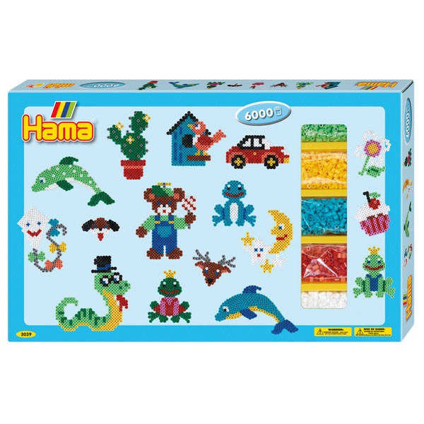 Hama Beads Giant Blue Gift Box
