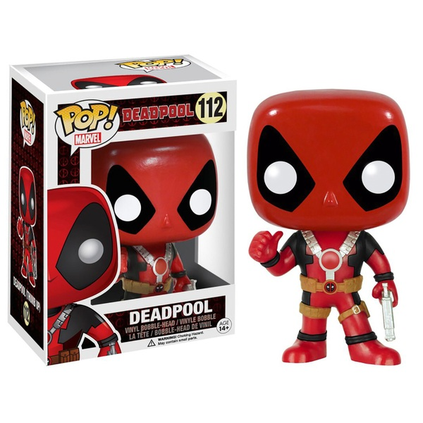 POP! Vinyl: Deadpool Thumbs Up