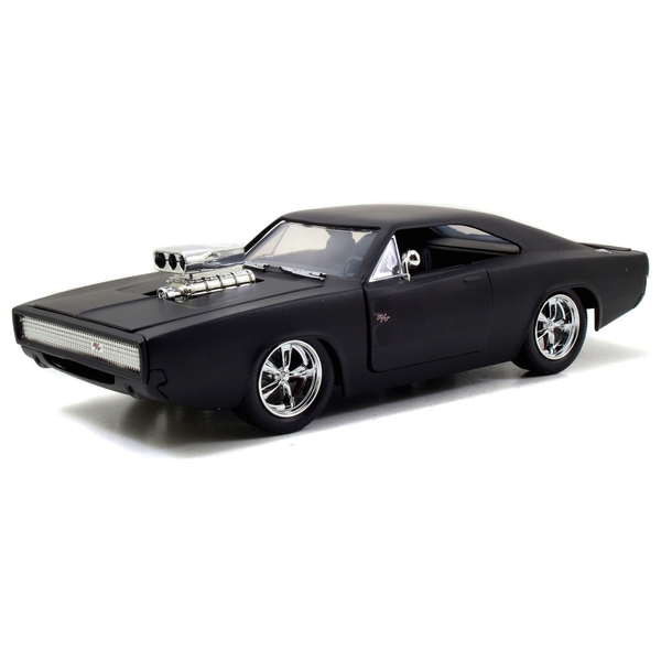 Fast and Furious 1:24 Diecast Dodge Charger
