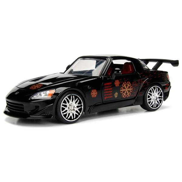 1:24 Fast & Furious Die-cast 2001 Honda S2000-Hard Top