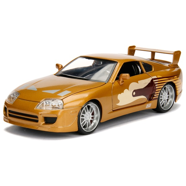 1:24 Fast & Furious Die-cast 1995 Toyota Supra