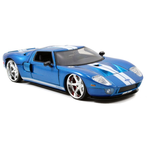 1:24 Fast & Furious Die-cast 2005 Ford GT