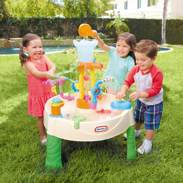 Little Tikes Fountain Factory Water Table Sandpits Uk