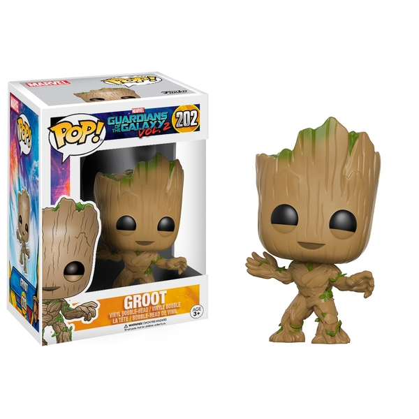 POP! Vinyl: Guardians of the Galaxy Groot