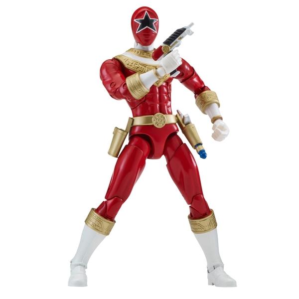 Power Rangers Legacy Zeo Red Ranger 16.5cm Figure