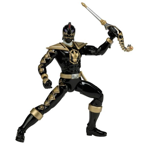 Power Rangers Legacy Dino Thunder Black Action Figure