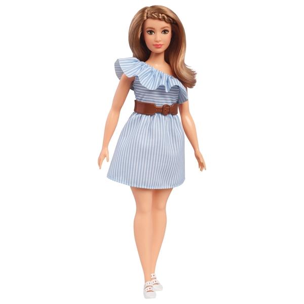 Barbie Fashionistas Be U Pinch For Pinstripes Doll