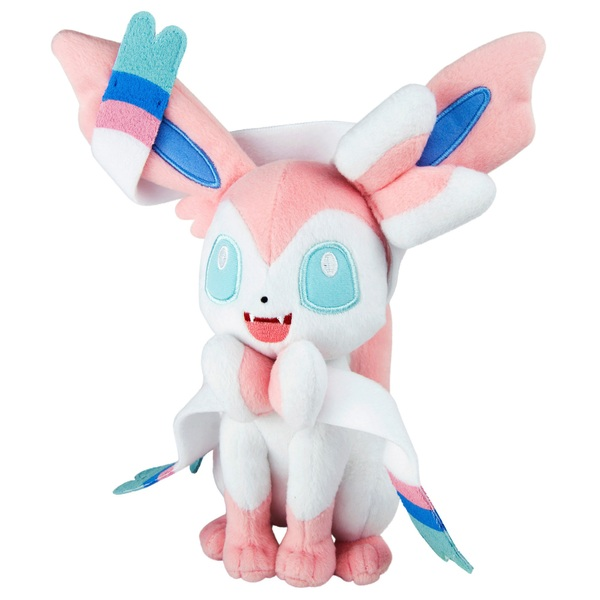 Sylveon 20cm Plush Pokemon Uk
