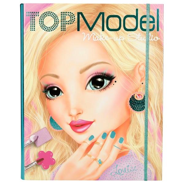 TOPModel Makeup Creative Folder