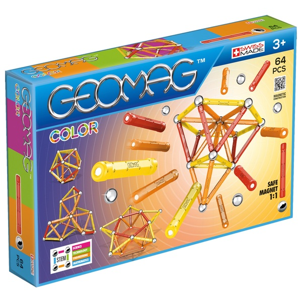 Geomag Colour 64 Set