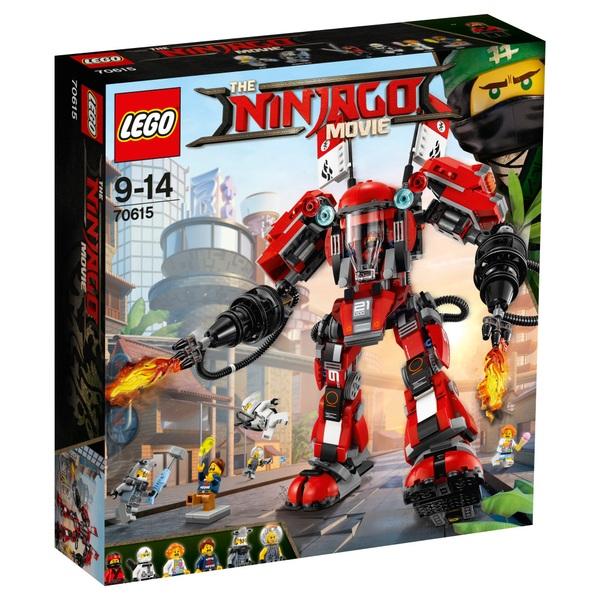 LEGO 70615 Ninjago Movie Fire Mech - LEGO Ninjago Ireland